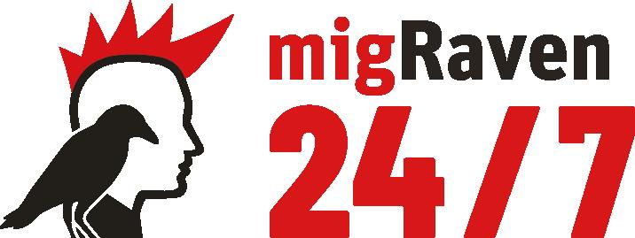 Logo migRaven