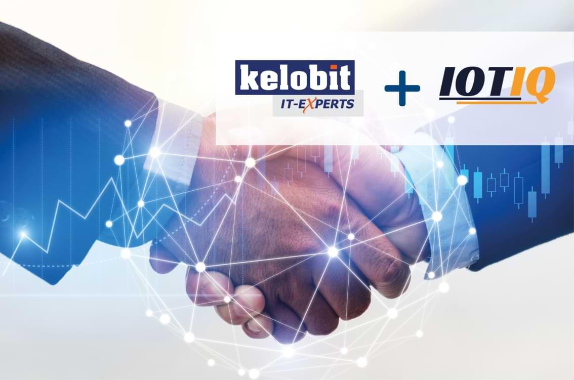 partnerschaft kelobit und iotiq